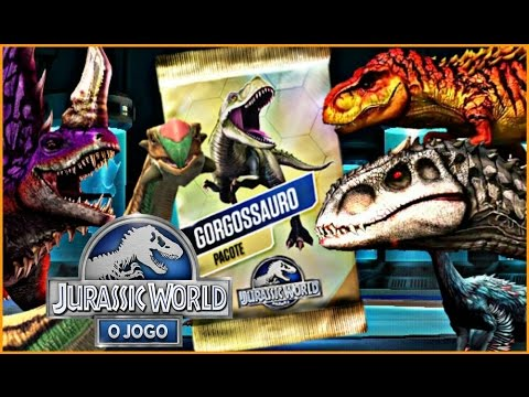 Gorgosaurus Pack Jurassic World: O Jogo