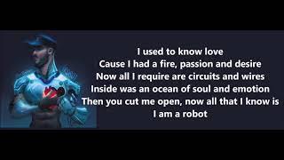 iRobot - Jon Bellion (Lyrics)