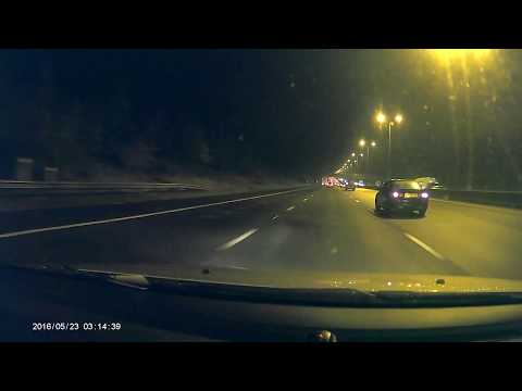 Getting Caught by variable speed camera at 60+mph on M1 - Camera Flashes  you from the back
