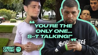 Nick Diaz Being Real for 6 Minutes