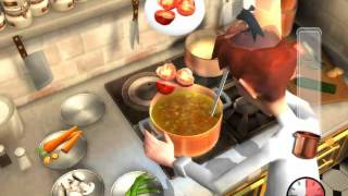 Ratatouille PC Walkthrough (Rus). Part 3