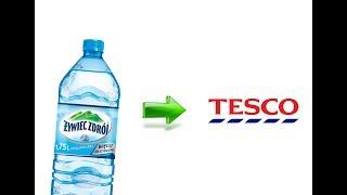 Минеральная вода для Tesco. часть 1  / №24