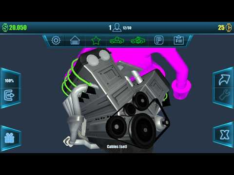 Car Mechanic Simulator 2016 |  Top 5 Best Mechanic Android Game | Free | Gameplay
