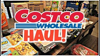 Costco Haul for September | $202