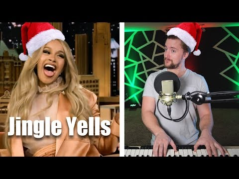 Perez - WATCH: Man Trolls Cardi B with HILARIOUS Jingle Bells Rendition