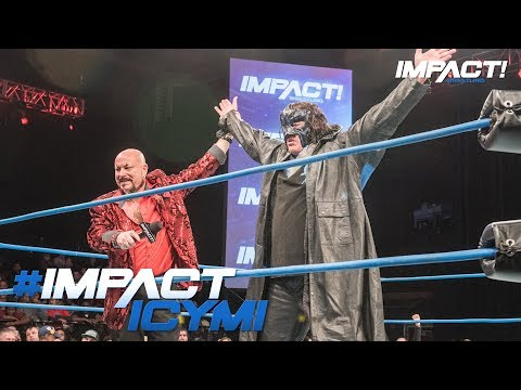 James Mitchell Summons Abyss For MONSTER'S BALL! | IMPACT! Highlights Mar. 15 2018