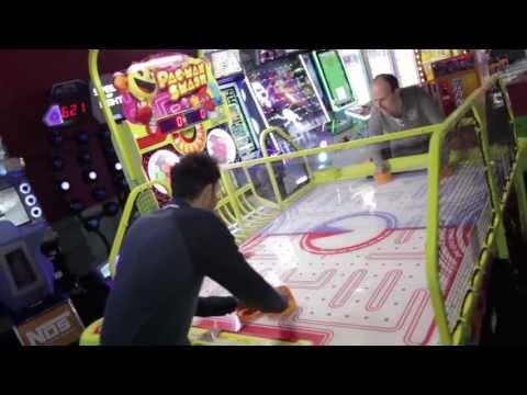 Amusements at Hollywood Bowl or AMF Bowling!