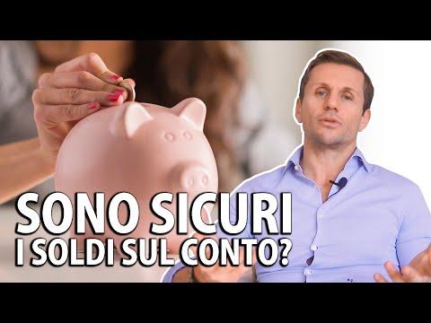 Soldi sul conto corrente: sono sicuri? | avv. Angelo Greco