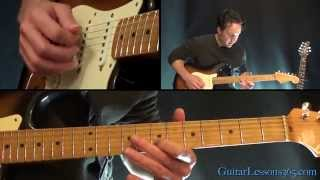 Download Sunday Bloody Sunday Guitar Lesson - U2 MP3 song and Music Video