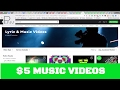 Download How to Make a : $5 Music s? MP3 song and Music Video