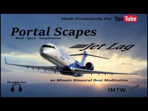 PS - Jet Lag 20 Minutes Binaural Beats Meditation
