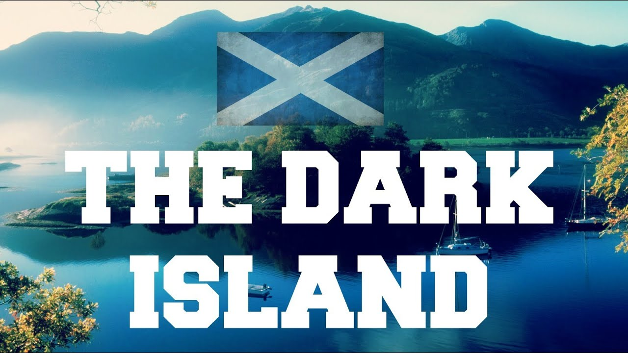 ♫ Scottish Music - The Dark Island ♫ LYRICS