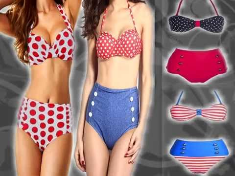 Traje de ba o ideal para cada tipo de cuerpo youtube for Tipos de banos