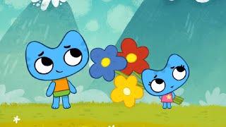 Мультфильмы для Малышей - Котики, вперед! - Большой букет (16 серия)