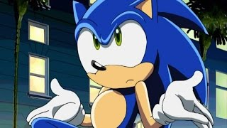 Sonic X theme but after every gotta go fast it gets faster