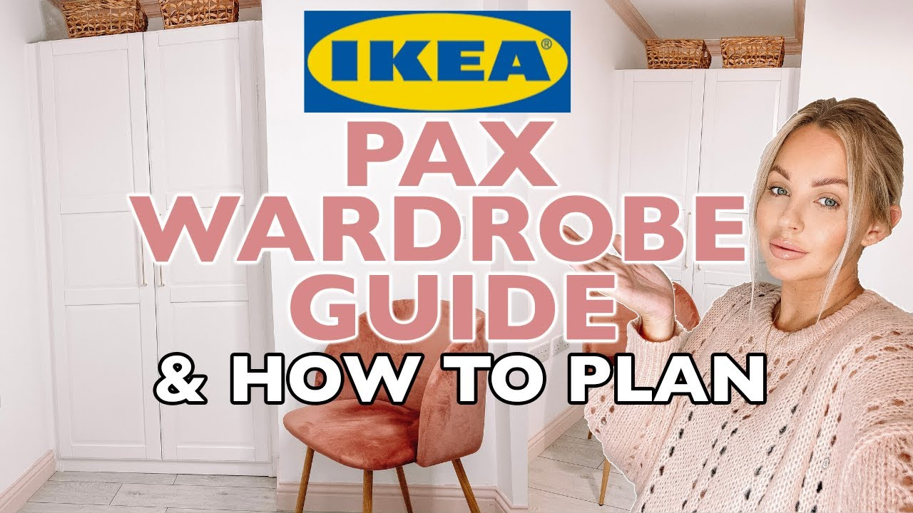 Ikea Pax Wardrobe Guide How To Plan Lucy Jessica Carter Youtube