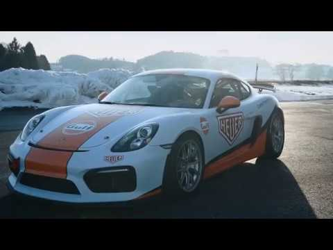 The Making of Gulf & Tag Heuer Car