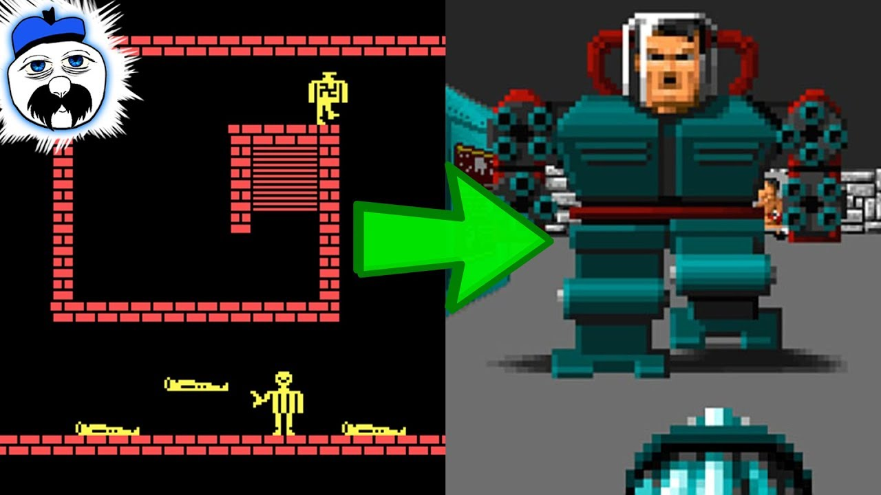 15 Video Game Sequels That Look Nothing Like The Original