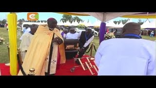 Askofu Korir azikwa Eldoret
