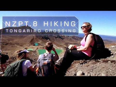 TONGARIRO CROSSING WITH KIDS - NEW ZEALAND  | twoplustwocrew