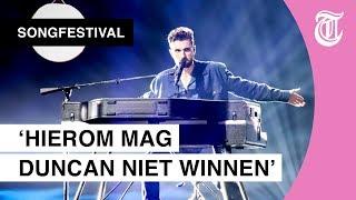 Journalisten over Songfestival: 'Het is beter dat Duncan Laurence niet wint'