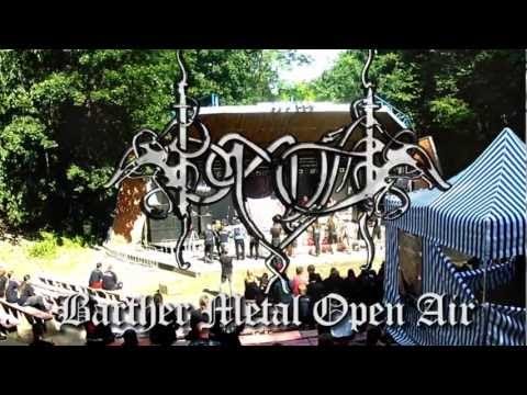 Barther Metal Open Air 2013 - Official Trailer