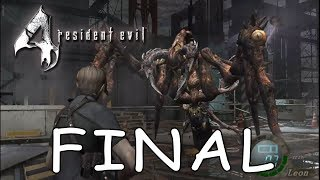 RESIDENT EVIL 4 NEW GAME PROFESIONAL SPEEDRUN 02:18:21 / NO GLITCHES / CAPITULO FINAL