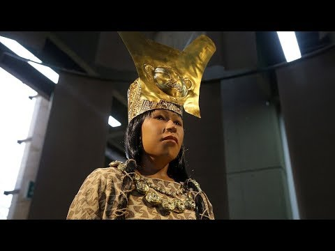 Lady of Cao - Ruler Of The Moche People