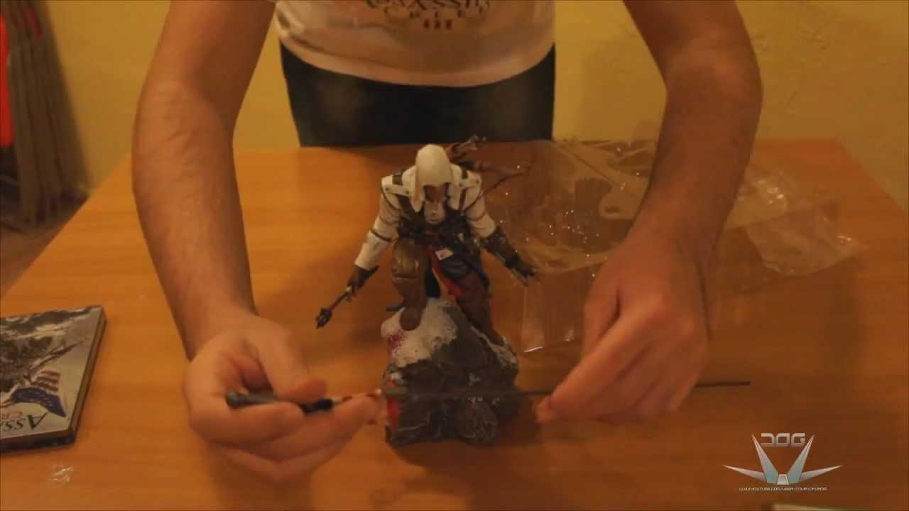 Assassins Creed III Freedom Edition Xbox Unboxing ITA - Minecraft spieletipps xbox 360