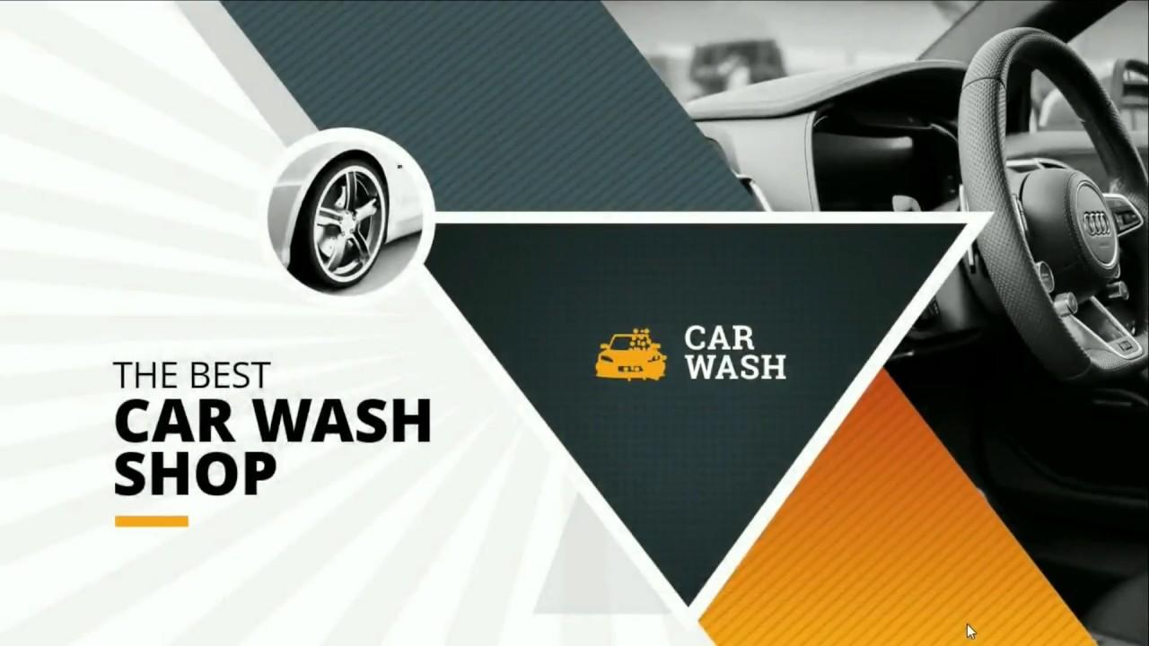 Car Wash Powerpoint Presentation