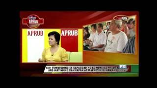 APRUB - Center for disaster preparedness (Nov 14, 2013)