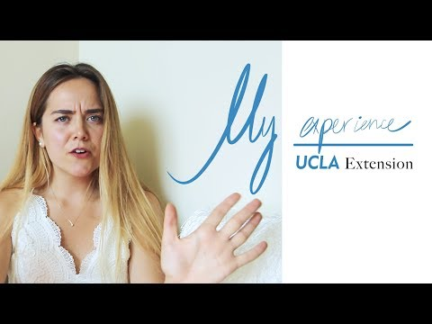 UCLA Extension: ACTING CERTIFICATE