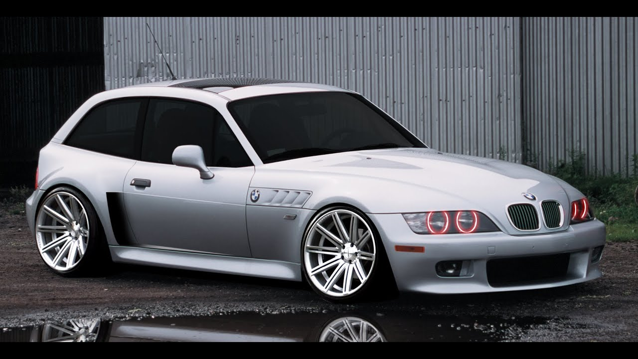 Virtual Tuning Bmw M Z3 Coupe 190 Youtube