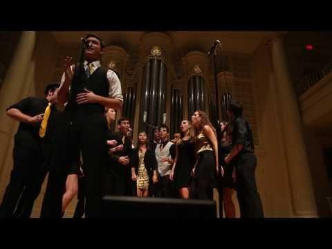 Who's Lovin' You (Michael Bublé) - Vital Signs A Cappella