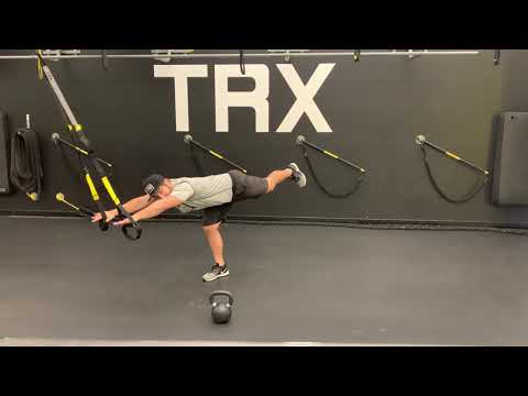 TRX at Home | Intermediate Total-Body Strength Workout