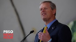 WATCH: Massachusetts governor Charlie Baker gives coronavirus update -- March 18, 2020