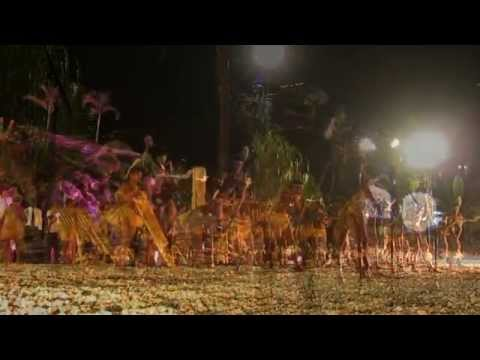 The 11th Festival of Pacific Arts Solomon Islands 2012 [Lakeside Stage]