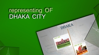 Representing of  Our Dhaka City