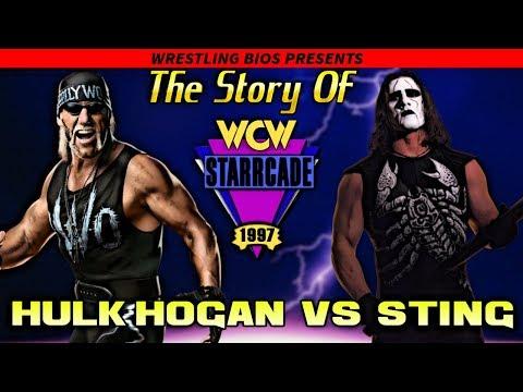 The Story of Hulk Hogan vs Sting  - WCW Starrcade 1997