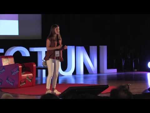 Fugir de casa | Matilde Salema | TEDxFCTUNL