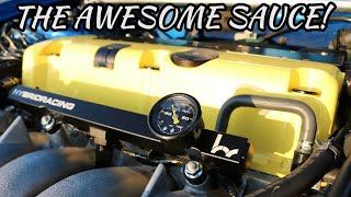 Gambar cover Fuel Rail/Gauge/Tucked Line UPGRADE! (Hybrid Racing - Part 2) | Project S-ea | S2 - EP31