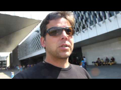 Forward Travels Episode 23 - Chapultepec Park & Anthropology Museum