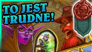 To jest trudne! Aby na pewno? - Hearthstone Tombs of Terror Chapter 3 Heroic