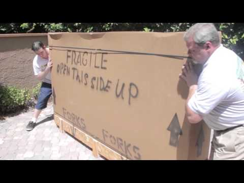 Outdoor pool table Product and Installation.mp4