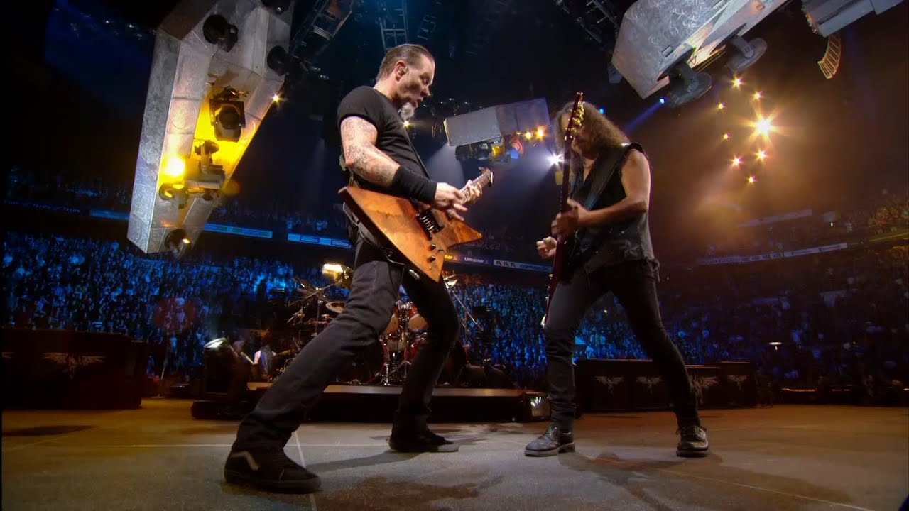 Metallica - The Day That Never Comes (Live) [Quebec ...