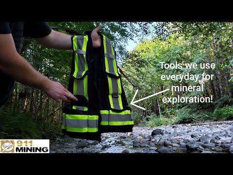 Basic Gold Prospecting Tools Everyone Needs!