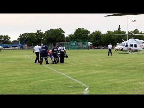 First on the scene at Hoërskool Driehoek: Community rescue efforts captured on camera