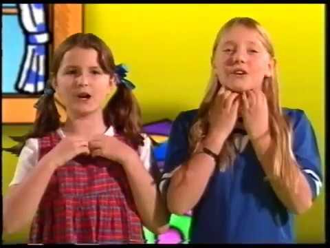 Songs Fun Action (Rare Australian VHS)