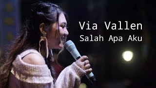 Download VIA VALLEN -SALAH APA AKU ( SETAN APA YANG MERASUKIMU)