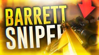 Bullet Force Update - BRT HS1 Review! - Barrett 50 Cal Sniper